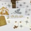 Nativity Scene Block Printed Samples