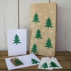Solid Pine Tree Samples